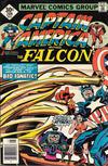 Cover Thumbnail for Captain America (1968 series) #209 [Whitman]