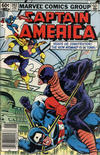 Cover for Captain America (Marvel, 1968 series) #282 [Newsstand]