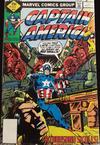 Cover for Captain America (Marvel, 1968 series) #227 [Whitman]