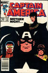 Cover for Captain America (Marvel, 1968 series) #290 [Newsstand]