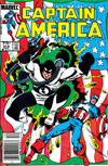 Cover Thumbnail for Captain America (1968 series) #312 [Canadian]