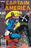 Cover Thumbnail for Captain America (1968 series) #364 [Newsstand]