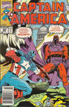 Cover for Captain America (Marvel, 1968 series) #368 [Newsstand]