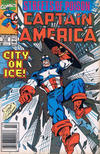 Cover for Captain America (Marvel, 1968 series) #372 [Newsstand]