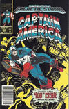 Cover for Captain America (Marvel, 1968 series) #400 [Newsstand Edition]