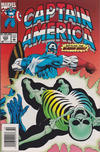 Cover for Captain America (Marvel, 1968 series) #420 [Newsstand]