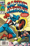 Cover for Captain America (Marvel, 1968 series) #421 [Newsstand]