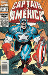 Cover for Captain America (Marvel, 1968 series) #426 [Newsstand]