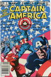 Cover for Captain America Annual (Marvel, 1971 series) #6 [Canadian]
