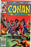 Cover for Conan the Barbarian (Marvel, 1970 series) #141 [Canadian]