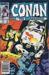 Cover for Conan the Barbarian (Marvel, 1970 series) #151 [Canadian]