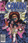 Cover for Conan the Barbarian (Marvel, 1970 series) #152 [Canadian]