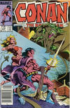 Cover for Conan the Barbarian (Marvel, 1970 series) #170 [Canadian]