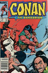 Cover for Conan the Barbarian (Marvel, 1970 series) #172 [Canadian]