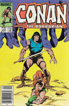 Cover for Conan the Barbarian (Marvel, 1970 series) #174 [Canadian Newsstand Edition]