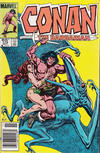 Cover for Conan the Barbarian (Marvel, 1970 series) #176 [Newsstand]