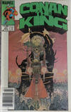 Cover Thumbnail for Conan the King (1984 series) #27 [Canadian]