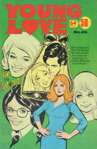 Cover Thumbnail for Young Love (K. G. Murray, 1970 series) #24
