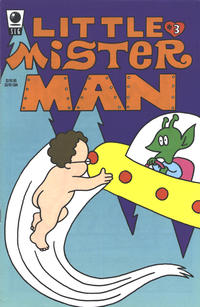 Cover Thumbnail for Little Mister Man (Slave Labor, 1995 series) #3