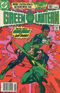 Cover Thumbnail for Green Lantern (DC, 1960 series) #165 [Canadian]