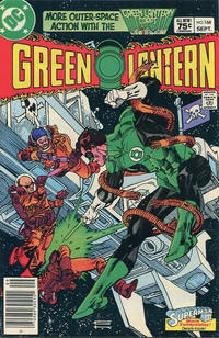 Cover Thumbnail for Green Lantern (DC, 1960 series) #168 [Canadian]