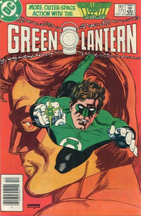Cover Thumbnail for Green Lantern (DC, 1960 series) #171 [Canadian]