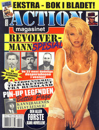Cover Thumbnail for Action magasinet (Bladkompaniet / Schibsted, 1999 series) #8/2000
