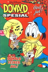 Cover for Donald spesial (Hjemmet / Egmont, 2013 series) #[7/2017]