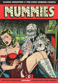 Cover Thumbnail for Classic Monsters of Pre-Code Horror Comics: Mummies (IDW, 2017 series)