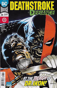 Cover Thumbnail for Deathstroke (DC, 2016 series) #26