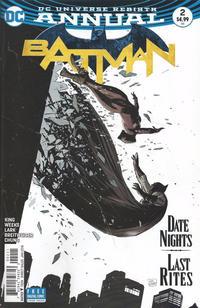 Cover Thumbnail for Batman Annual (DC, 2017 series) #2