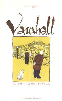 Cover Thumbnail for Vauxhall (La Comédie Illustrée, 1996 series) #1