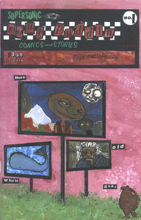 Cover Thumbnail for Supersonic Soul Puddin Comics and Stories (Four Cats Funny Books, 1995 series) #1