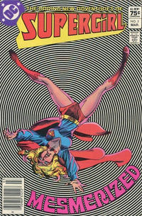 Cover Thumbnail for The Daring New Adventures of Supergirl (DC, 1982 series) #5 [Canadian]