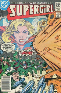 Cover Thumbnail for The Daring New Adventures of Supergirl (DC, 1982 series) #7 [Canadian]