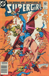 Cover Thumbnail for The Daring New Adventures of Supergirl (DC, 1982 series) #11 [Canadian]