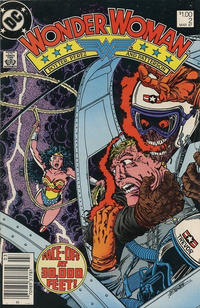 Cover for Wonder Woman (DC, 1987 series) #2 [Direct Sales]