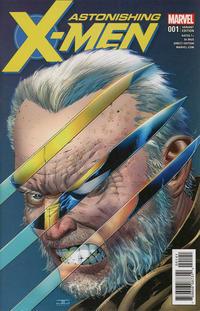 Cover Thumbnail for Astonishing X-Men (Marvel, 2017 series) #1 [John Cassaday]