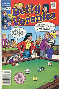 Cover Thumbnail for Betty and Veronica (Archie, 1987 series) #23 [Canadian]