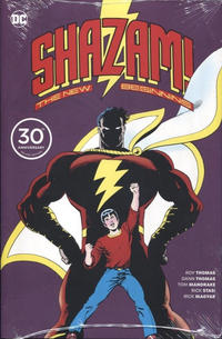 Cover Thumbnail for Shazam!: The New Beginning 30th Anniversary Deluxe Edition (DC, 2017 series)
