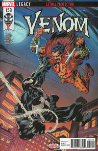 Cover Thumbnail for Venom (Marvel, 2017 series) #158