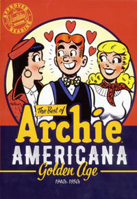 Cover Thumbnail for Best of Archie Americana (Archie, 2017 series) #1 - Golden Age 1940s-1950s