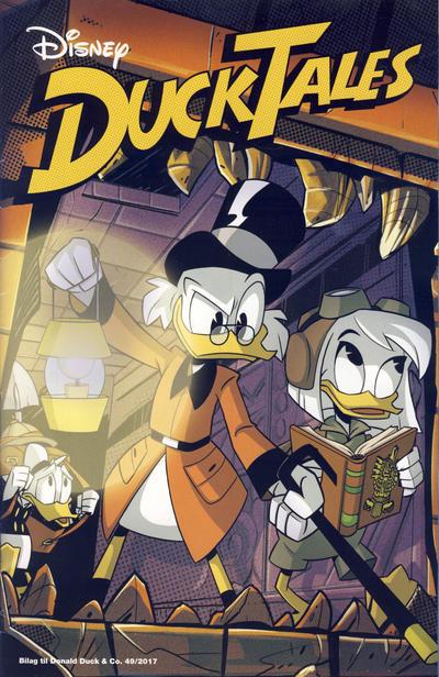 Cover for Bilag til Donald Duck & Co (Hjemmet / Egmont, 1997 series) #49/2017