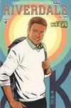 Cover for Riverdale (Archie, 2017 series) #4 [Cover A Francesco Francavilla]