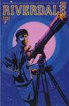 Cover for Riverdale (Archie, 2017 series) #7 [Cover B Francesco Francavilla]