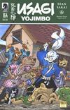 Cover for Usagi Yojimbo (Dark Horse, 1996 series) #164