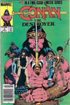 Cover Thumbnail for Conan the Destroyer (1985 series) #2 [Canadian Newsstand Edition]