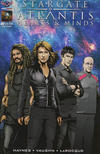 Cover Thumbnail for Stargate Atlantis Hearts And Minds (2017 series) #2 [Cover A Greg LaRocque]