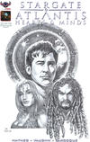 Cover Thumbnail for Stargate Atlantis Hearts And Minds (2017 series) #1 [Limited Visions Dan Parsons Cover]