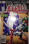 Cover Thumbnail for The Saga of Crystar, Crystal Warrior (1983 series) #2 [Canadian]